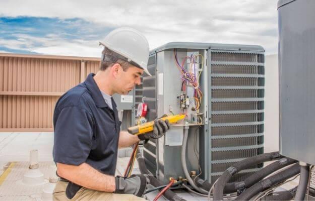 HVAC & Electrical & Chimney