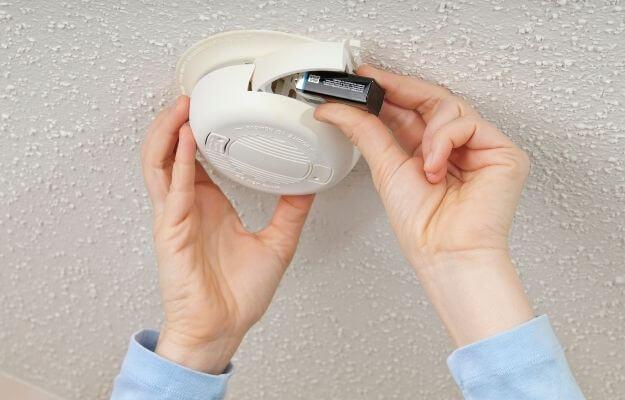 Check Smoke Detectors